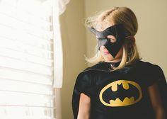 Batman!  Please don't call her batgirl!!!