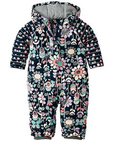Journey's End Snowsuit For Little Ones from #HannaAndersson.