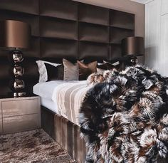 Room Ideas Bedroom, Home Decor Bedroom, Home Living Room, Master Bedroom, First Apartment Decorating, Modern Bedroom Design, Dream Rooms, Luxurious Bedrooms, My New Room