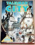 Talisman City | Board Game | BoardGameGeek