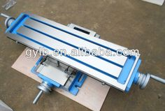 AKP-2-206 Precision Cross slide Table/X-Y Table for milling and drilling machine