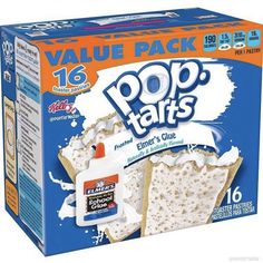 Delicious And Fairly Unique Poptart Flavors To Explore - We share because we care. A resource for sharing the latest memes, jokes and real stuff about parenting, relationships, food, and recipes Funny Food Memes, Food Humor, Stupid Funny Memes, Funny Relatable Memes, Funniest Memes, Gross Food, Weird Food, Fake Food, Weird Oreo Flavors