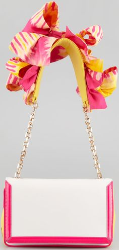 Christian Louboutin OMG I can do this!!  I think I did when I was 21.  Handbags & corsages don't mix!