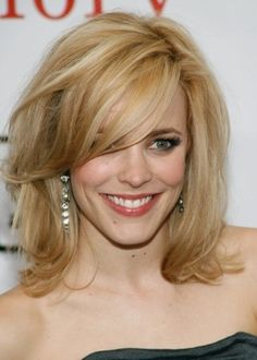 20 Side Bang Hairstyles - herinterest.com  Get your bangs at WowWigs.com, http://www.wowwigs.com/clip-in-bangs-hairpiece.html