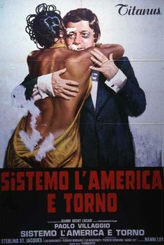 Sistemo l'America e torno -  #dvd by #DVDlab Distributed by #CecchiGoriHomeVideo & #MinervaPictures  Follow DVDlab on #Facebook -> https://www.facebook.com/pages/DVDlab/19069528431