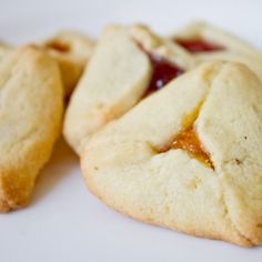 Hamantaschen Recipe - German cookies
