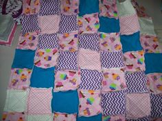 Donation #2 March 2, 2013 One of the blankets that was donated to the Mason City, IA NICU. :) You can check us out on Facebook under https://www.facebook.com/pages/For-the-Love-of-Grace/106471102858690