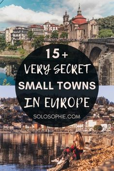 Between charming coastal settlements and towns nestled in snow-capped peaks, here's the best of secret small towns in Europe that will steal your heart! Cities In Europe, Europe Destinations, Travelling Europe, Traveling, Cool Places To Visit, Places To Travel, Travel Around The World, Around The Worlds, European Road Trip