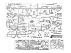 78 Best RC plans images in 2017   Model airplanes, Plane
