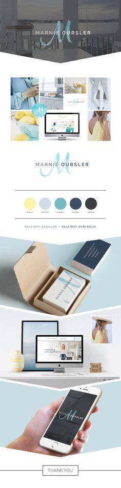 Marnie Oursler Personal Branding — by Joana Galvao