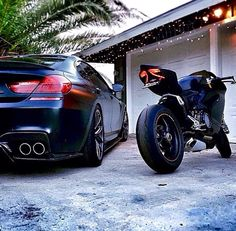 Bimmers and bikes