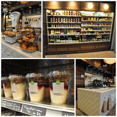Vegi-Metzg / Hiltl, Zurich Starbucks Iced Coffee, Zurich, Coffee Bottle, About Me Blog, Drinks, Food, Butcher Shop, Raspberries, Drinking