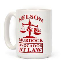 Avocados at law!! I need this mug! WE need this mug!! LOL @keppenlolz