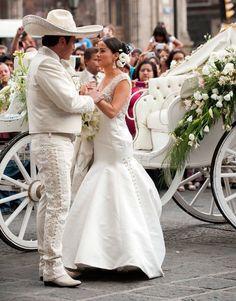 Mariachi style Wedding