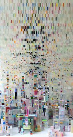Coen Kaayk art installation