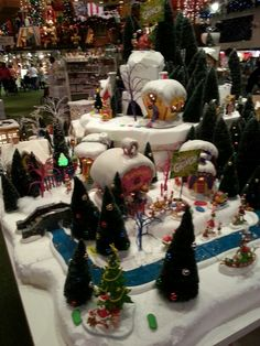 Whoville - I like the levels!!