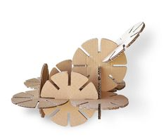 Cardboard building disks by KreARTON on Etsy, Ft3800.00