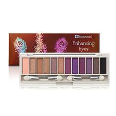 Mua Phấn mắt BH Cosmetics Enhancing Eyes Palette Beautiful Brown Eyes chính hãng, giá tốt tại Lazada.vn, giao hàng tận nơi, với nhiều chương trình...