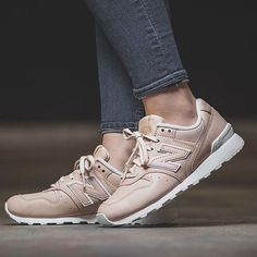 Trendy Sneakers 2017/ 2018 : Sneakers femme New Balance 996 (afewstore)