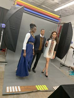 #WarehouseWednesday ... #BTS  photo shoot of The Empire Collection.  Great vibes and Good people. Collection out NOW clothandcord.com #newcollection #clothandcord #africanjewlery Bts Photo, Photo Shoot, African Necklace, Good People, Jewlery, Empire, Collection, Dresses, Fashion