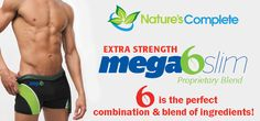 mega6Slim Power of 6