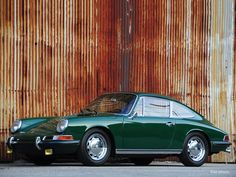 """The Porsche 911 or as it was referred to early on started life on the desk of """"Butzi"""" Porsche as a simple sketch in From there it was perfected over a number of years, all culminating i… Porsche 911 Cabriolet, Porsche 911 Targa, Porsche 911 Classic, Porche 911, Porsche Carrera, Classic Sports Cars, Bmw Classic Cars, Porsche Sports Car, Porsche Cars"""