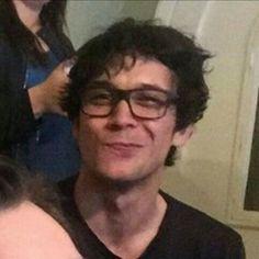 Bob Morley + glasses