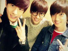 No Minwoo , Jo Kwangmin , Jo Youngmin