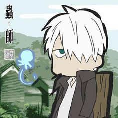 I'm not sure about a chibi Ginko......  Eh, what the heck...it's pretty good.