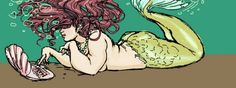 chubby mermaid pictures - Google Search
