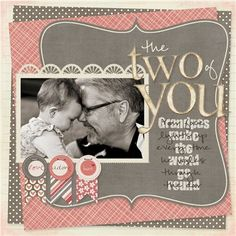 The Two of You - Club CK - The Online Community and Scrapbook Club from Creating Keepsakes