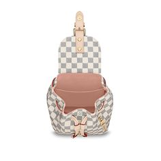 Sperone BB Damier Azur Canvas in WOMEN's HANDBAGS collections by Louis Vuitton