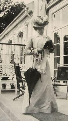 Queen Maud of Norway - @~ Mlle