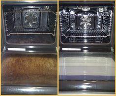 Schoonmaken voor gevorderden Als jij al die tijd je oven op deze manier hebt schoongemaakt, dan doe je toch echt iets verkeerd....
