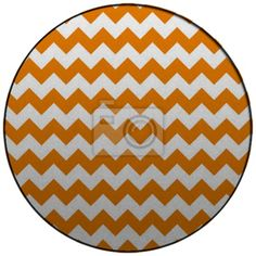 Chevron Round Carpet Rug in 11 Colors Custom Rugs, Custom Homes, Chevron Pattern Background, Chevron Rugs, Orange Chevron, Background Vintage, Round Rugs, Rugs On Carpet, Bedroom Decor