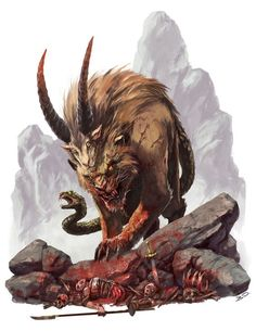 Mythology: What are the top five most frightening mythical creatures? Mythological Creatures, Fantasy Creatures, Mythical Creatures, Fantasy Monster, Monster Art, Creature Feature, Creature Design, Dragons, Character Art