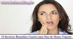 Dor de dente pode variar muito, de dor leve a uma insuportável dor latejante nos dentes ou ao redor de suas mandíbulas.  Algumas das principais causas de dor de dente são cavidades, uma infecção, uma raiz do dente exposta, um dente rachado, doença gengival, um enchimento solto ou transtorno misto de mandíbula.
