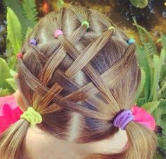 If you have daughters with long luscious hair, it can be difficult to find them…