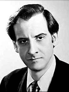Hans Conried - voice of Captain Hook and George Darling