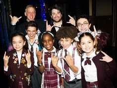 School of Rock Filmmaker Mike White Thumbs Up the Broadway Musical Version
