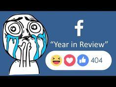 An Honest Facebook Look Back - YouTube