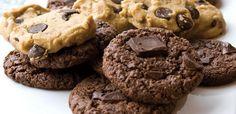 Chocolate Mint Melties   Dreena's Vegan Recipes