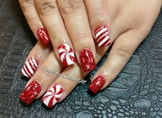 candy land - Nail Art Gallery