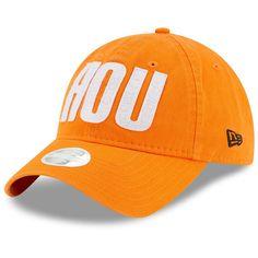 New Era San Jose Earthquakes Women/'s Black Airport 9TWENTY Adjustable Hat