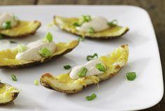 Passover Potato Skins