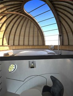 I too will have a home in Capri WITH IT'S OWN OBSERVATORY!