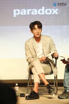 Lee Joon Gi, Son Hyun Joo, Go Yoon - Gangnam University (Criminal Minds)