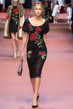 Le défilé Dolce & Gabbana automne-hiver 2015-2016