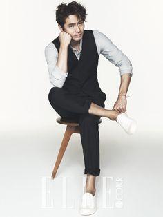 패션 매거진 - 패션 & 뷰티 트렌드, 스타, 스타일, 라이프스타일  엘르코리아 (ELLE KOREA) Lee Jin Wook