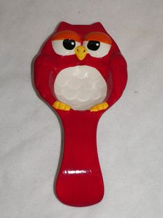 Country Owl Kitchen Spoon Rest